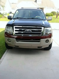 Ford - Expedition - 2007 Columbia