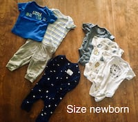 Toddler's assorted clothes Enon, 45323