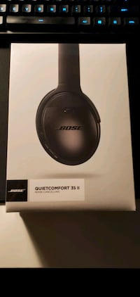 Bose QuietComfort 35 Wireless (Series 2) Brand New Brampton, L7A 3N2