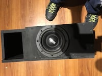 Sundown audio 6.5 subwoofer Washington, 20024