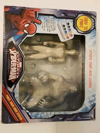 Marvel Ultimate Spiderman Paint Your Own Statues K Roswell, 30075