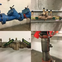 Cross connection and Backflow valve testing from $65 Calgary