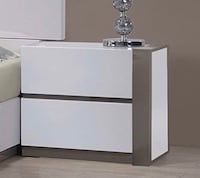 Chintaly Imports Manila 2 Drawer Nightstand London, N6E 1G2