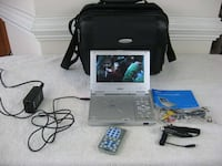 Giec Portable DVD Player GK-6810A~ Working North Springfield, 22151