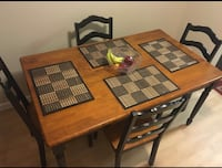 Dining Table & Free Chairs