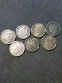 round silver and gold coins Saint Petersburg, 33713
