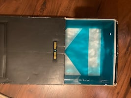 Jordan Gamma 11 retro shoe box