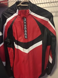 Bikers leather jacket  Guelph, N1E 7C5