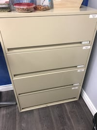 Filing Cabinet  Mississauga, L4W 5A8