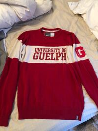 University of Guelph crewneck  Guelph