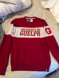 University of Guelph crewneck
