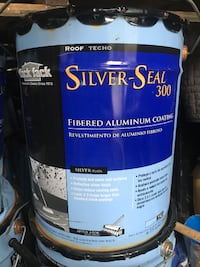 Silver Seal 300 Roof Coating Stafford