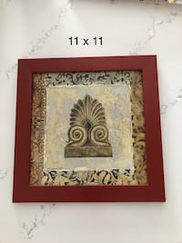 brown wooden framed wall decor Pointe-Claire, H9R 5T3