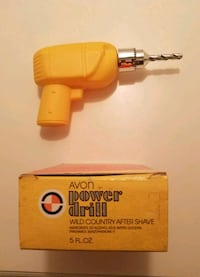 AVON Power Drill Wild Country Aftershave  Dover