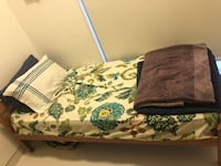 Single Bed And Mattress for sale Geylang, 389478