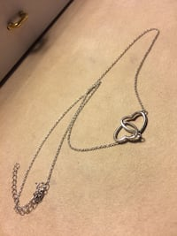 9.25 silver necklace