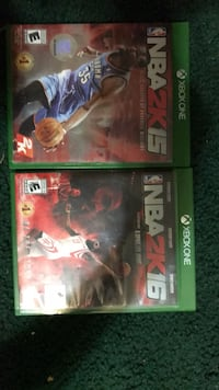 NBA 2k15 and NBA 2k16 Deatsville, 36022