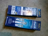 two Oral-B battery-operated toothbrush set boxes Surrey, V3S 7R2