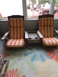 Porch swing with cushions. Excellent condition. Kennesaw Kennesaw, 30144