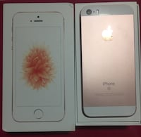 Apple iPhone SE, Rose Gold  Vaughan, L4H 0A2