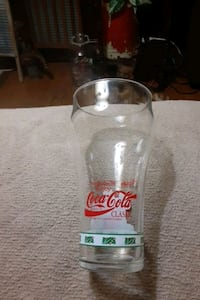 Coca cola's classic Christmas glass collectable Indianapolis, 46219