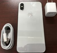 64GB Silver iPhone Xs - AT&T ONLY!!!! New York, 10001
