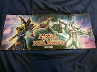 Yugioh Duel Power play mat/gameboard Toronto, M1S 3W7