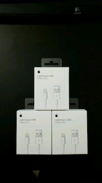 Apple Lightning USB Cable IPhone Ipad Vancouver, V5P 3Y7