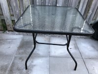 Glass table Bowmanville, L1C 4W9