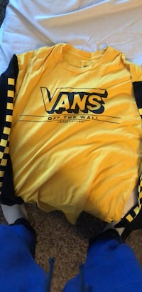 Vans long sleeve
