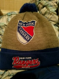NY  Rangers winter hat Reading, 19602