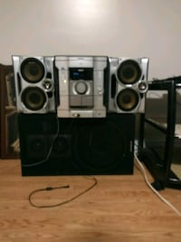 Stereo system New Castle, 19720