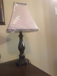 black and white table lamp Kaneohe, 96744
