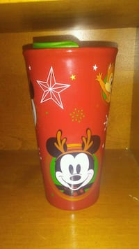 NEW! Disney Travel Glass Cup Toronto, M1E 2N1