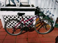 Raleigh Adult mountain bike 26 in for ppl 5'2-5'8 East Brunswick, 08816