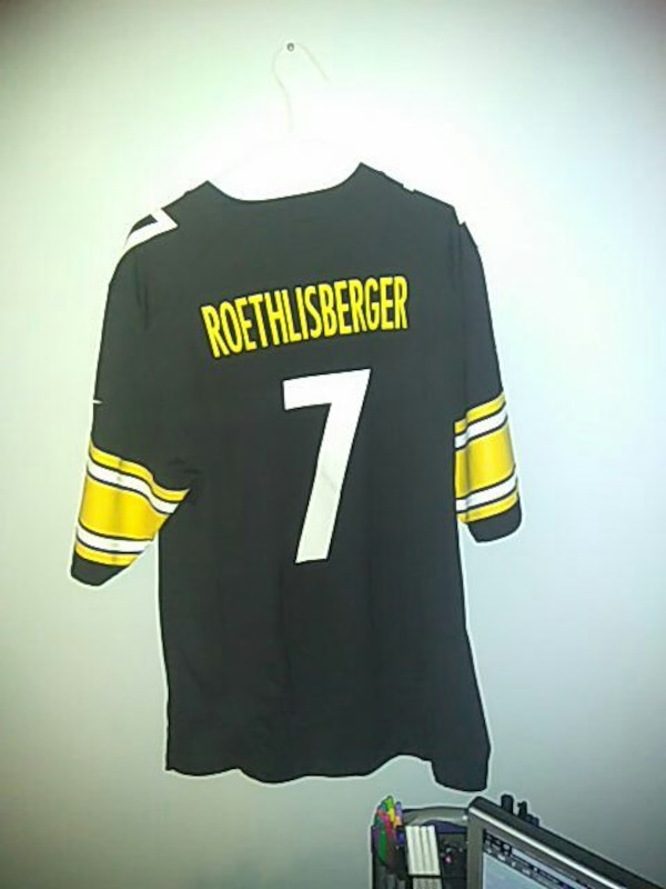 low priced 4c25b f8322 Authentic Nike Ben Roethlisberger Jersey