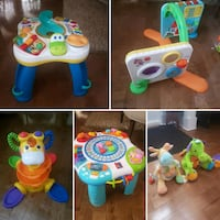 Baby toys in great cond Calgary, T3H 5T5