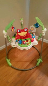 Fisher Price Rainforest Jumperoo Rockville, 20850