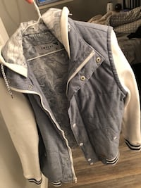 gray button-up jacket Mississauga, L5L 3N7