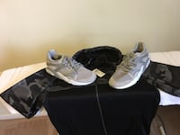 PUMA SZ-10.5 BLOWOUT PACKAGE DEALS: Jacket Lg: EVERYTHING for $65. BRAND NEW!! Winston-Salem, 27104