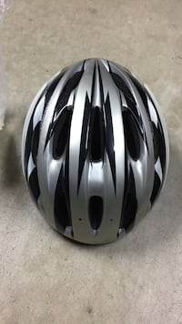 Gray and black bicycle helmet Turlock, 95380