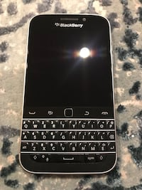 Unused Blackberry Classic AT&T Rockville, 20852