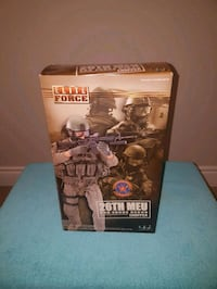 Elite Force collectible Soldier