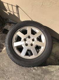 OEM Cadillac CTS Rims with New Tires Miami Lakes, 33018