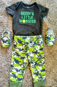 Baby outfit Monroe, 30656