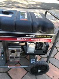 Briggs and Stratton StormResponder portable generator