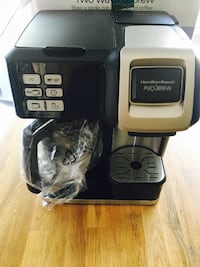 Hamilton Beach Flexbrew 2-Way Coffee Maker Pickering