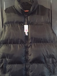 NWT sleeveless puffer coat by Brooklyn xpress Hagerstown, 21740