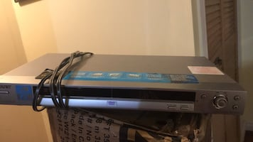 DVD player in great condition price