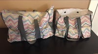 Thirty One utility totes- Party Punch pattern North Hampton, 45349